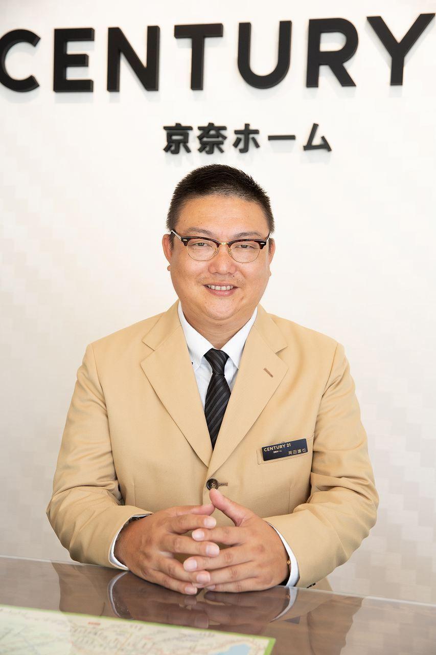 代表取締役 岡田 直也